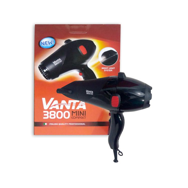 Secador Vanta 3800 Mini Compact. El secador de pelo profesional ... 0c5639deedf1