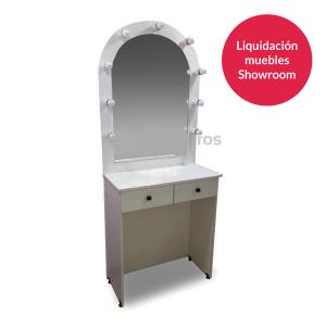 Toilette P/Maquillaje 9 Luces – 4673