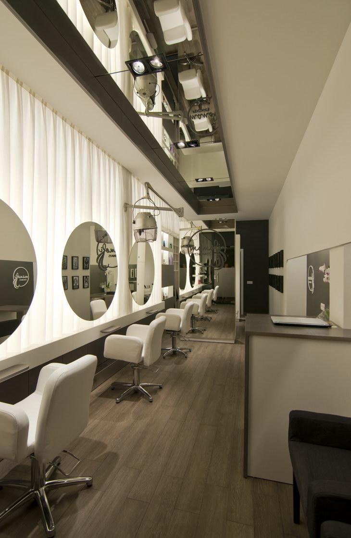 Diseño y Decoración de peluquerías
