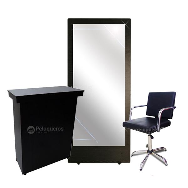 Combo 15 – Espejo + Sillón + Recepción